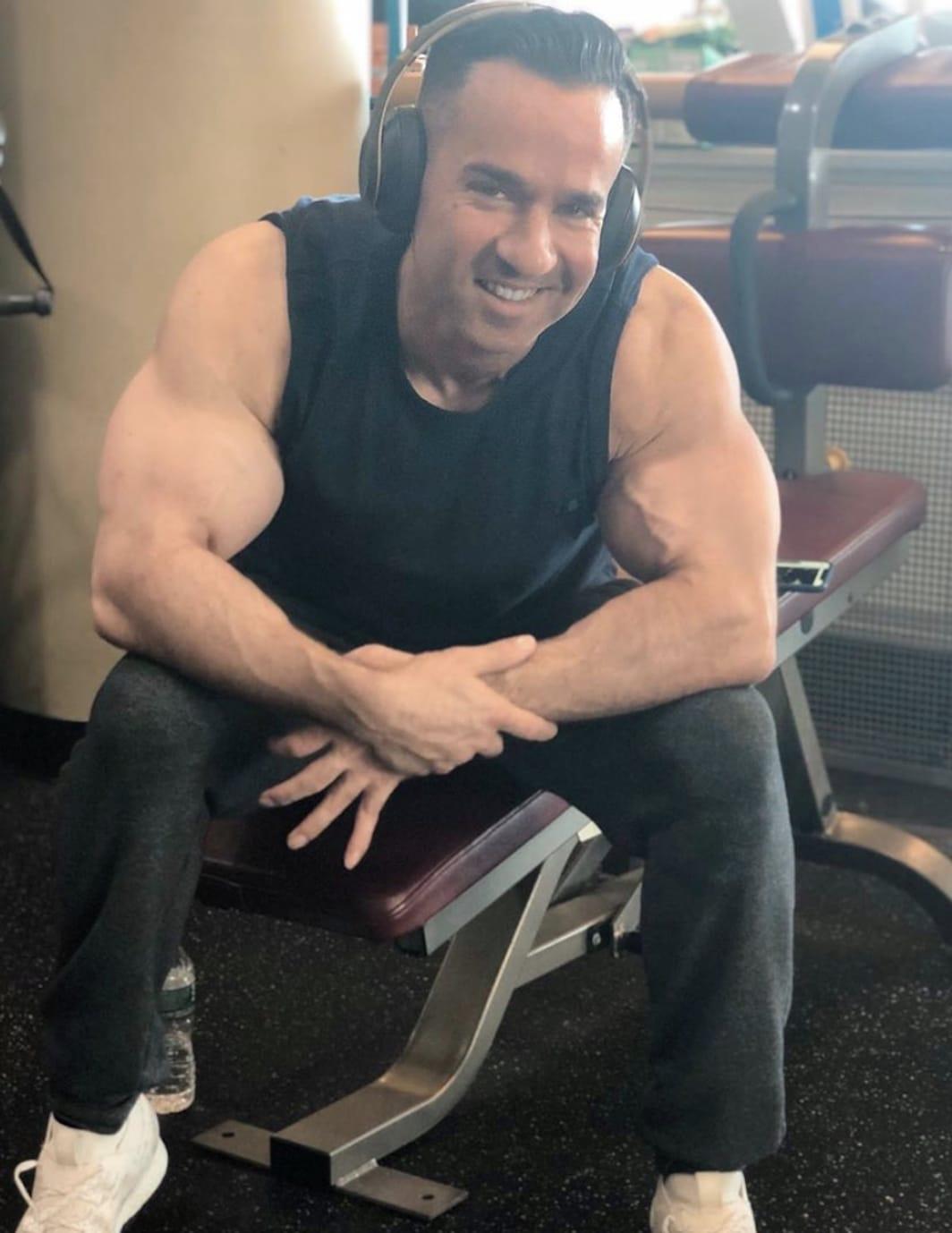 Mike Sorrentino: Prison Was Scary AF, But I Survived, I'm Still ...
