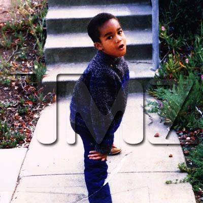 Prince Michael Malachi Jet Jackson Picture