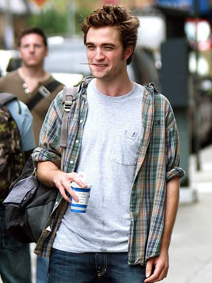R. Pattinson Pic