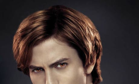 Jackson Rathbone Breaking Dawn Part 2 Poster