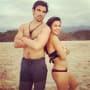 Caila Quinn & Jared Haibon