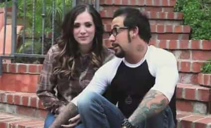 A.J. McLean and Rochelle Deanna Karidis: Expecting!