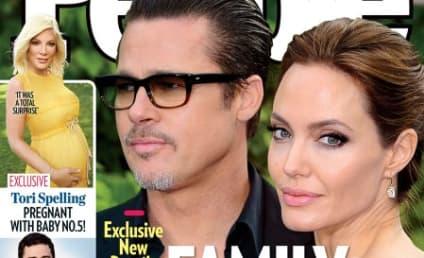 Angelina Jolie Enrolls Kids in Therapy as Brad Pitt Divorce Grows Uglier