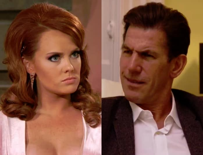 Thomas Ravenel: Kathryn Dennis is Too Crazy to Have Custody