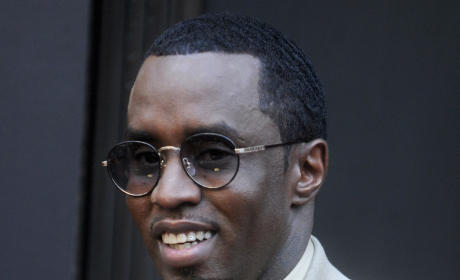 It's Diddy!
