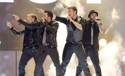 The Backstreet Boys are Inconsolable