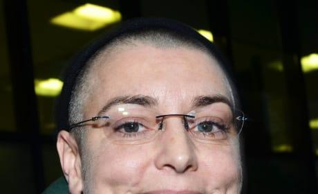 Sinead O'Connor Close Up