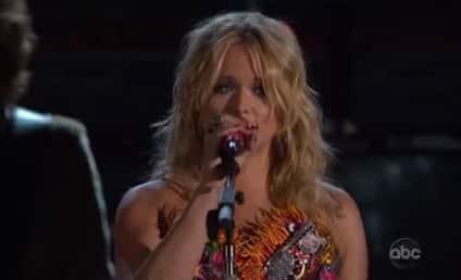 Miranda Lambert: The Fastest Girl in Town at 2012 Country Music Awards!