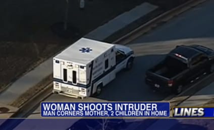 Mom Shoots Intruder 5 Times, Saves Children
