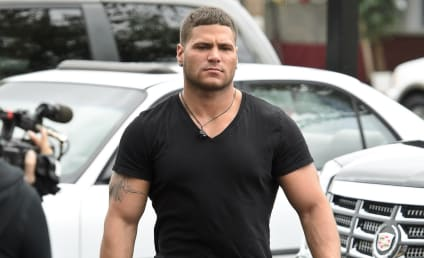 Ronnie Magro Accused of Assault in Bar Fight