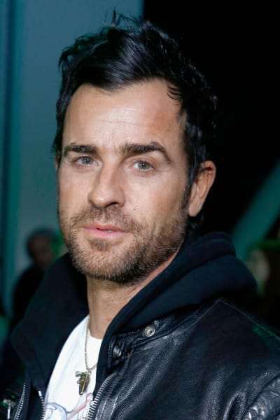 Justin Theroux: A Photo