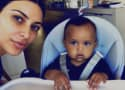 Kim Kardashian Shares New, Adorable Photos of Saint West
