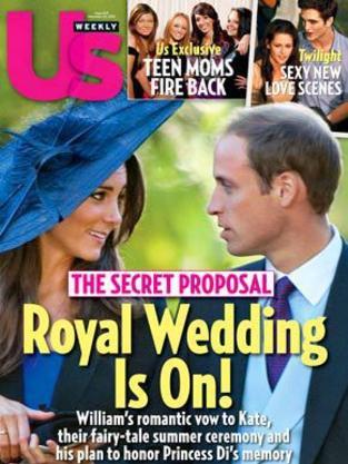 Royal Engagement?