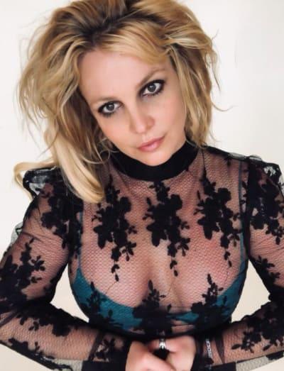 It's Britney Bish