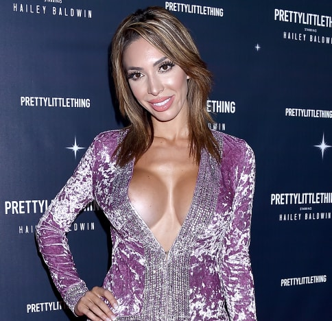 Farrah Abraham and her breasts