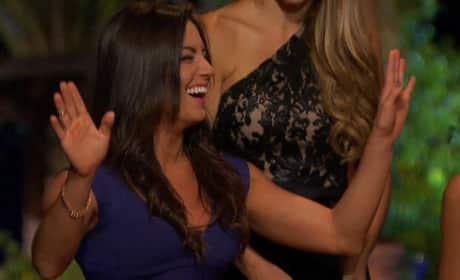 The Bachelor Rose Ceremony FAIL: Jillian Anderson