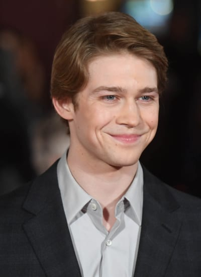 Joe Alwyn Photograph