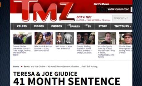Joe and Teresa Giudice: Sentenced!