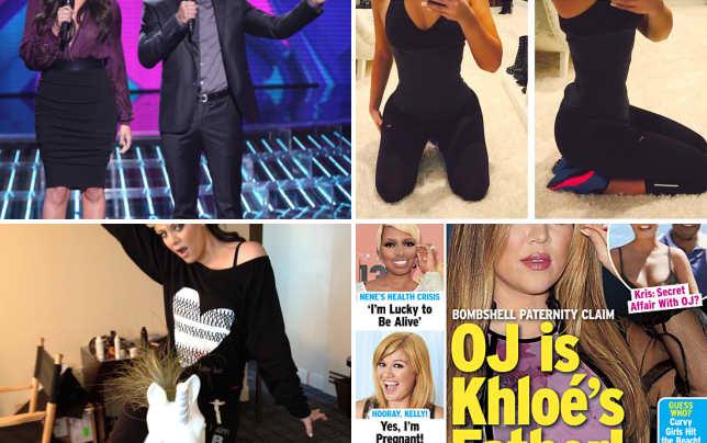 Khloe kardashian and her nipples