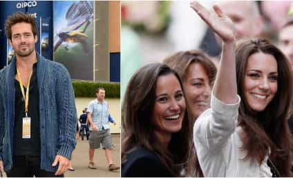 Kate Middleton: At War with Future In-Law Spencer Matthews!