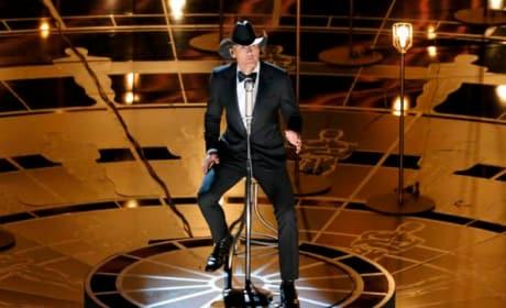 Tim McGraw Performs Live