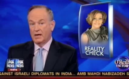 Bill O'Reilly: Whitney Houston Wanted to Die