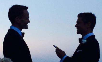 Neil Patrick Harris and David Burtka: Married!