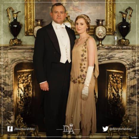 Downton Abbey Promo Pic