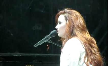 Demi Lovato Visits Treatment Center, Asks for Prayers