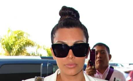 Kim Kardashian: Bored with Motherhood?