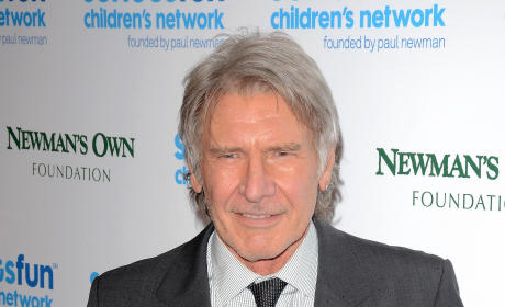 Harrison Ford Pic