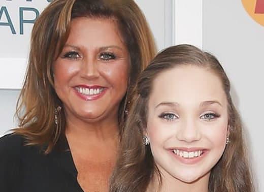 Maddie Ziegler, Abby Lee Miller