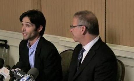 Michael Egan, Bryan Singer Accuser