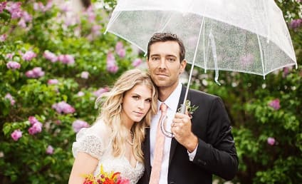 Clara Henningsen and Jacob Calaway: Married!