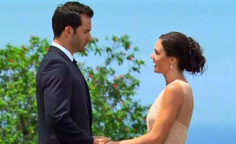 Chris Siegfried and Desiree Hartsock Engagement
