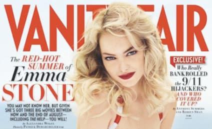 Emma Stone Covers Vanity Fair, Recalls Hayden Panettiere-Inspired Meltdown