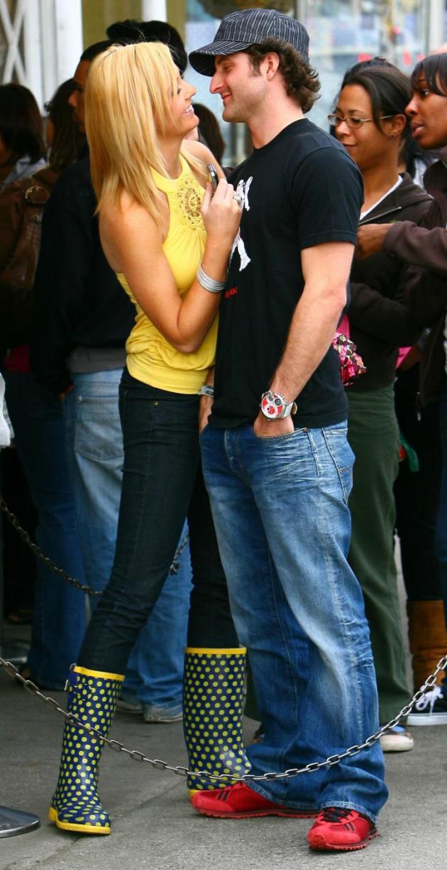 Jesse Csincsak and Holly Durst