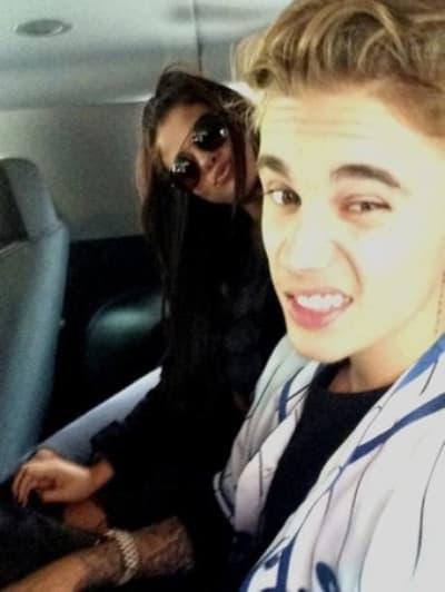 Jelena Selfie