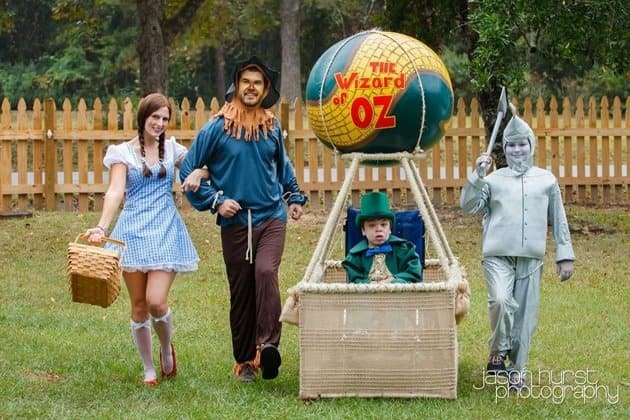 Family Halloween Costume