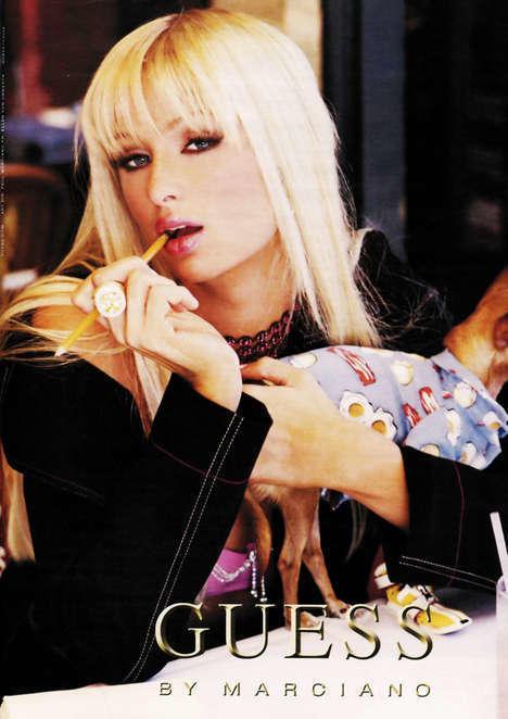 Paris Hilton for Guess