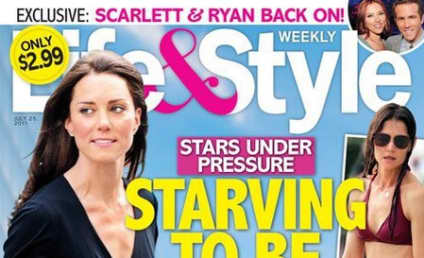 Kate Middleton: Starving to Be Sexy?!