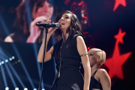 Christina Grimmie Performs at the the 2015 iHeartRadio Music Festival
