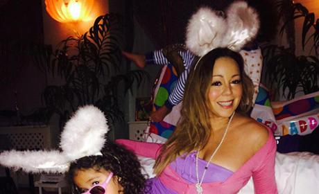 Mariah Carey, Daughter