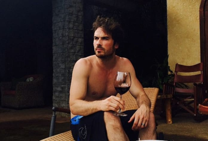 Ian Somerhalder Shirtless The Hollywood Gossip
