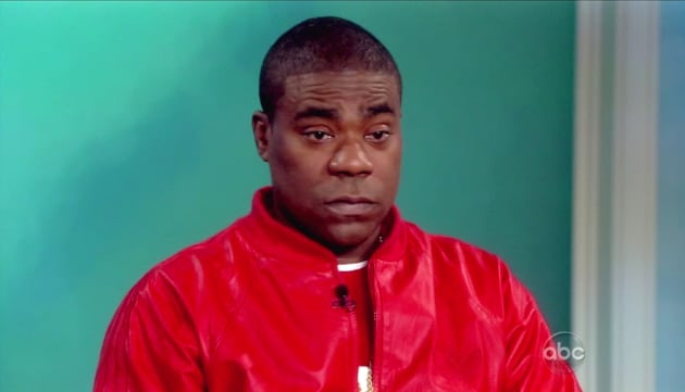 Tracy Morgan on The View