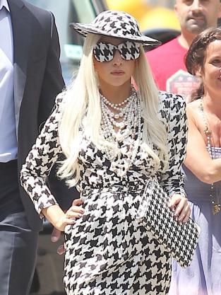 Lady Gaga Fashion Picture