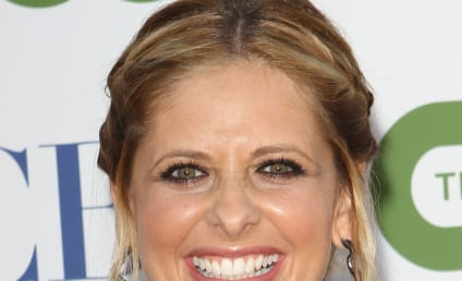 Sarah Michelle Gellar: Pregnant with Second Child!