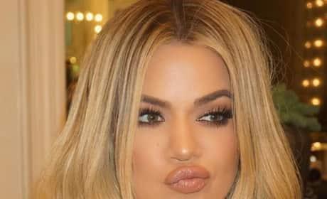 Khloe Kardashian: Look at This Face!