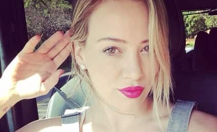 Hilary Duff: Twitter Selfies Reveal Shocking Hair Transformation