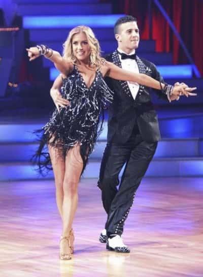 Kristin Cavallari and Mark Ballas Picture